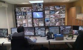 Centre de Supervision Urbain