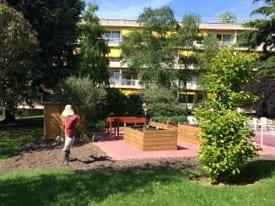 Jardins familiaux de la Résidence « Le Boisquillon »