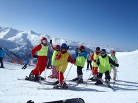 Séjour ski service des sports