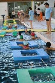 Sport à l'école La Vague