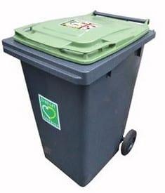 Bac déchets végétaux